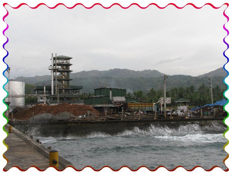 Cag Oil Project Erration Pond